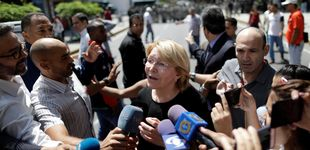 Post de Primer paso de la Constituyente: separar del cargo a la fiscal 'rebelde' venezolana