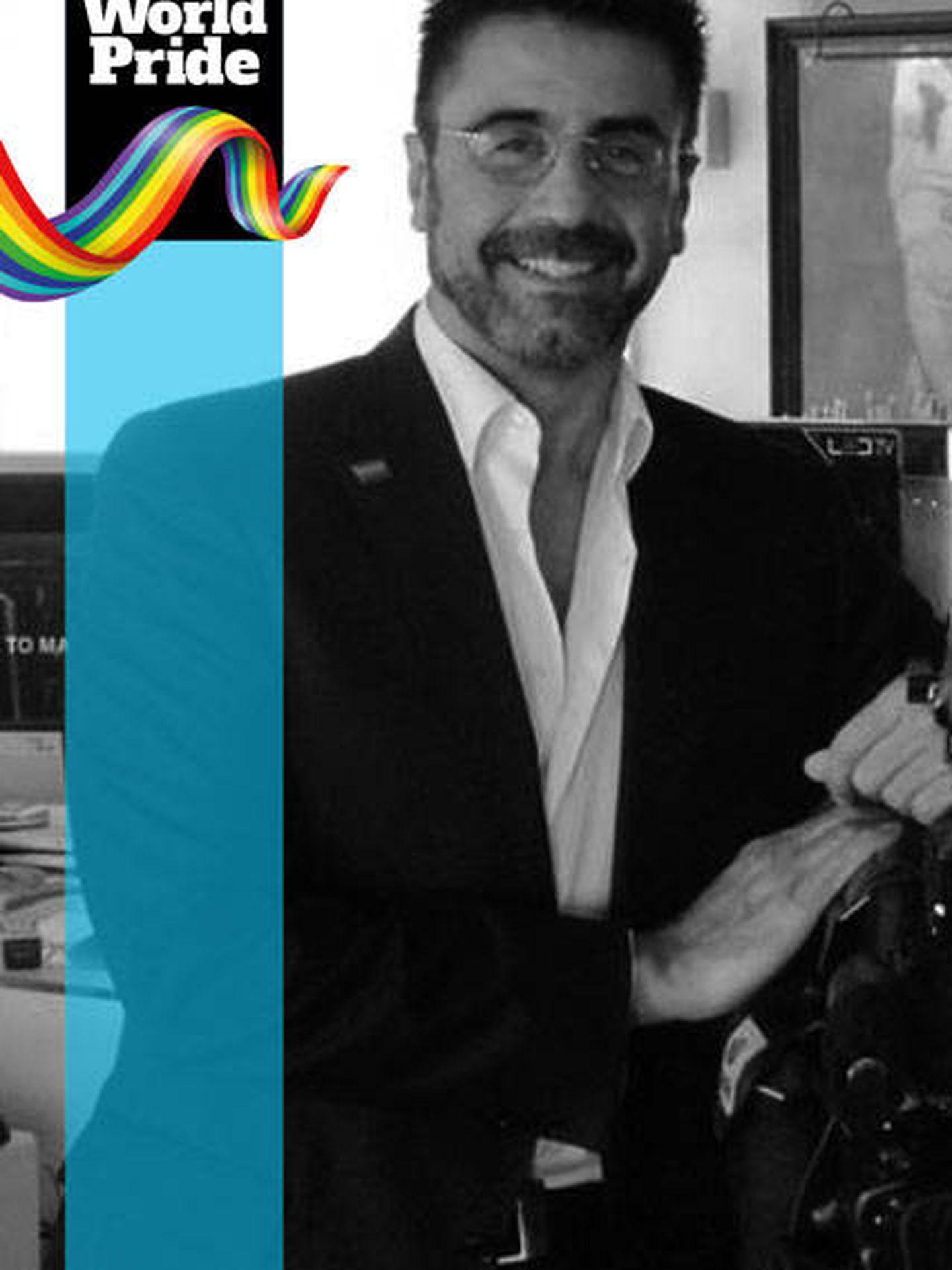 Orgullo LGTBI 2017: Juan Pedro Tudela.