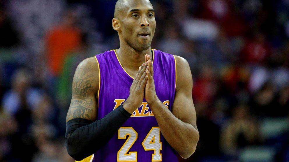 Kobe Bryant anuncia que se retirará en 2016 tras finalizar la temporada