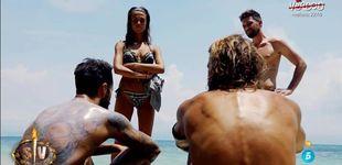 Post de Alejandro, Hugo y Logan acorralan a Sofía y ajustan cuentas en 'Supervivientes'