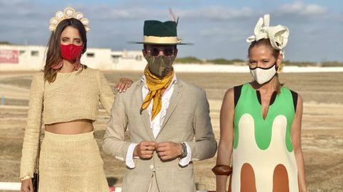 El look hípico y épico de Macarena Gómez y Aldo Comas en las carreras
