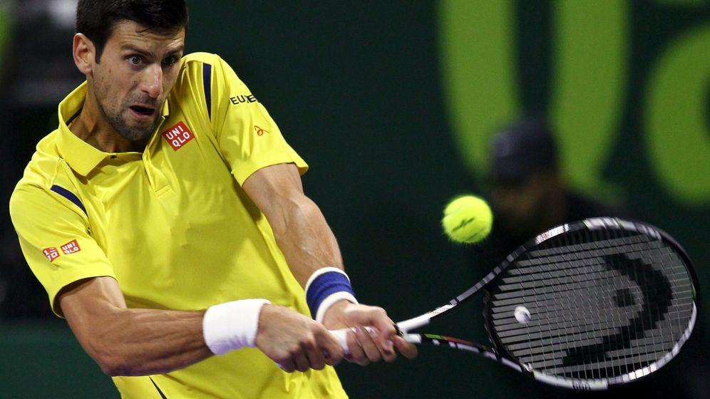 Foto: Djokovic jugó su 16ª final consecutiva (Ibraheem al Omari/Reuters)