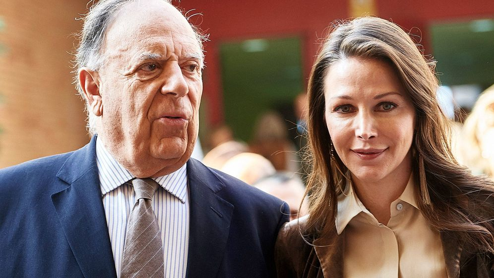 Foto: Carlos Falcó y Esther Doña. (Getty)