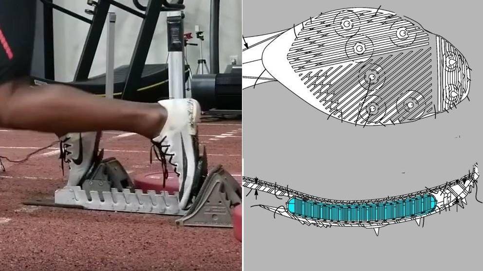Las zapatillas revolucionarias de Nike llegan a la pista. ¿Adiós a los récords de Bolt?