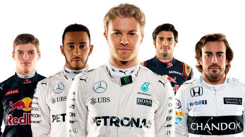 El top 10 de El Confidencial: ¿quiénes han sido los mejores pilotos de F1 en 2016?