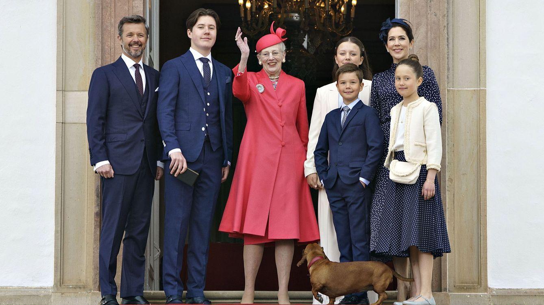 Así ha sido la confirmación del príncipe Christian de Dinamarca: todas las imágenes
