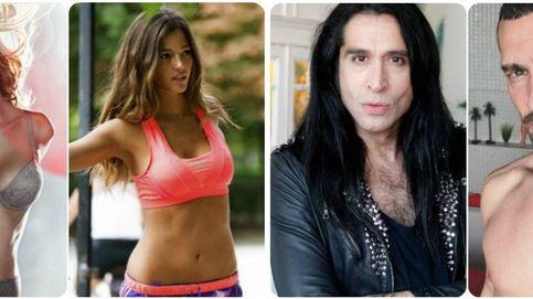 De estas parejas de famosos, ¿quién crees que es más joven de los dos?