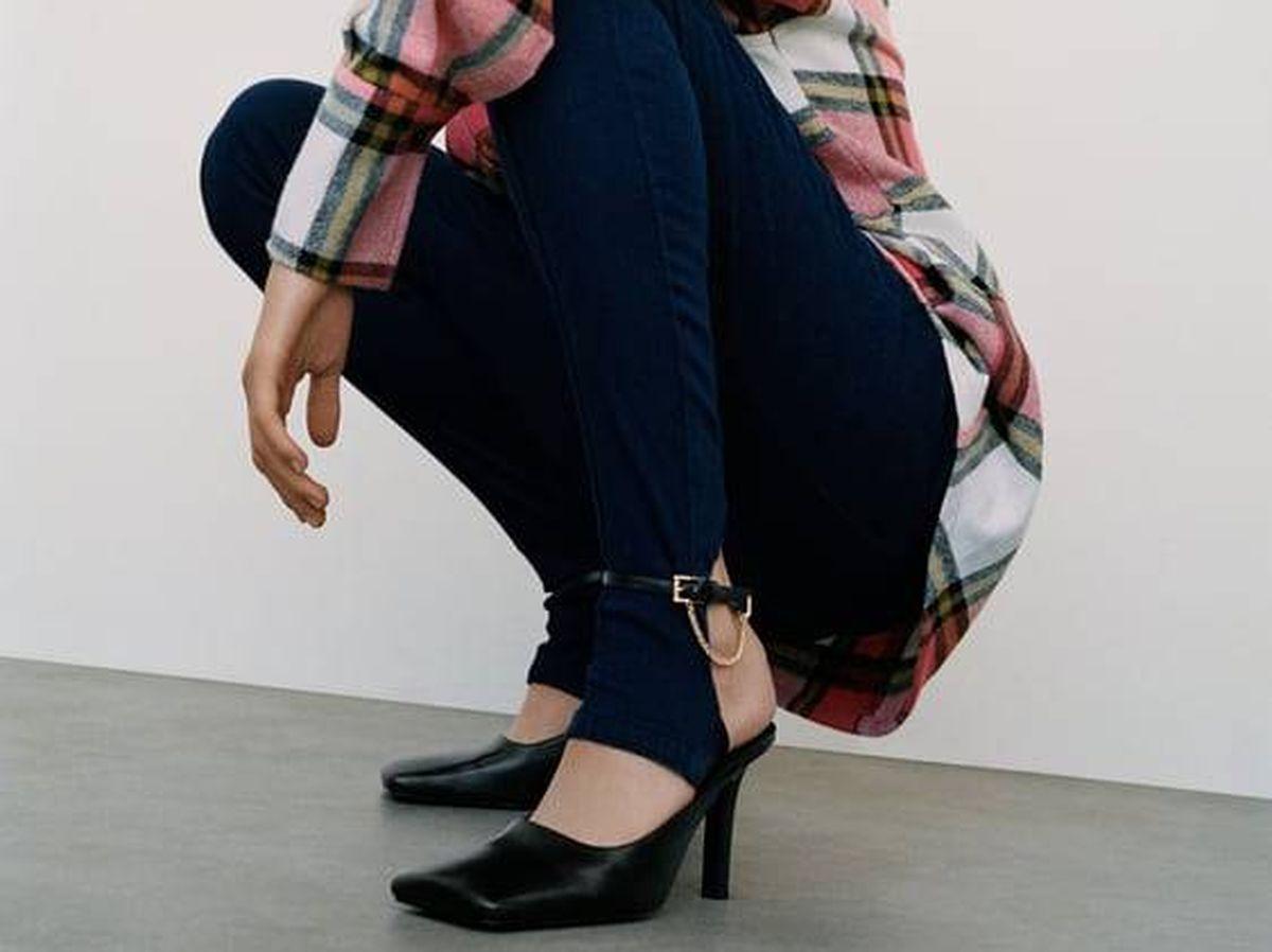 Foto: Pantalones fuseau de Zara. (Cortesía)