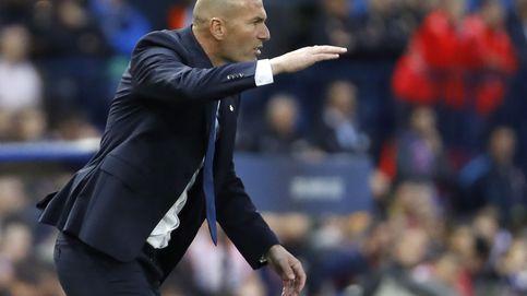 Zidane, un humilde entrenador de barrio, pero con un traje de Beverly Hills