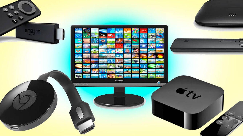 Apple TV, Amazon Fire Stick o Android TV... ¿Merecen la pena o sigo con mi Chromecast?