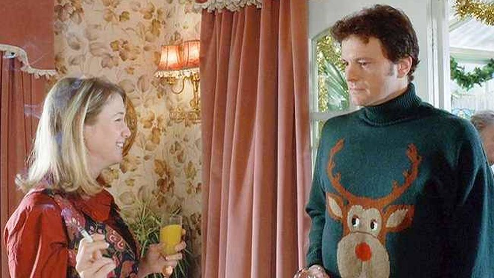 Foto: Fotograma de la película El diario de Bridget Jones