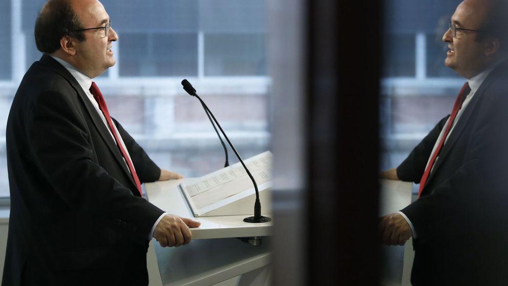El veto de ERC a Iceta obliga a Sánchez a activar un plan B para el Senado