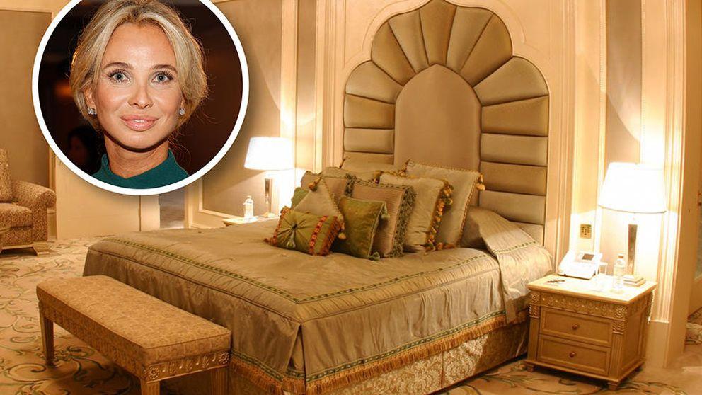 Corinna frecuentaba las mejores suites cuando era amiga de Don Juan Carlos
