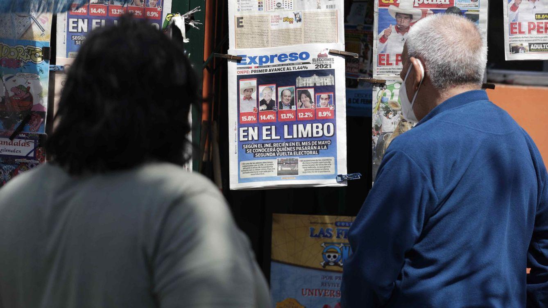 Las elecciones del miedo: Perú tiembla ante el segundo asalto entre dos radicales