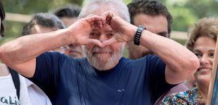 Post de Un juez ordena liberar al expresidente brasileño Lula, preso por corrupción