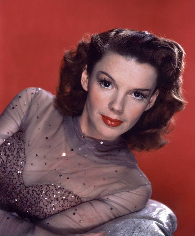 Foto: Judy Garland, en 1945. (CP)