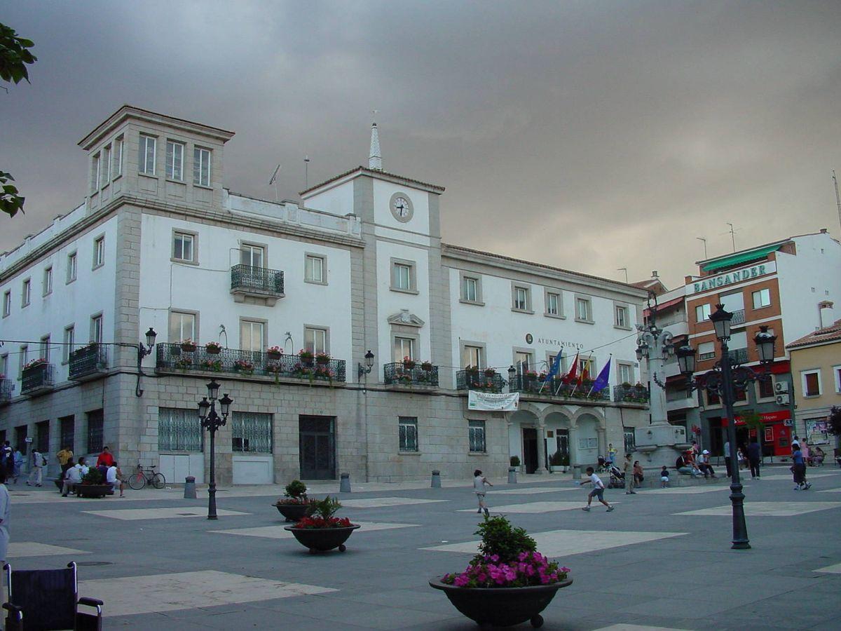 Foto: Ayuntamiento de Colmenar Viejo, en Madrid