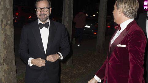 Isabel Preysler y Mario Vargas Llosa acuden a la fiesta de despedida de James Costos