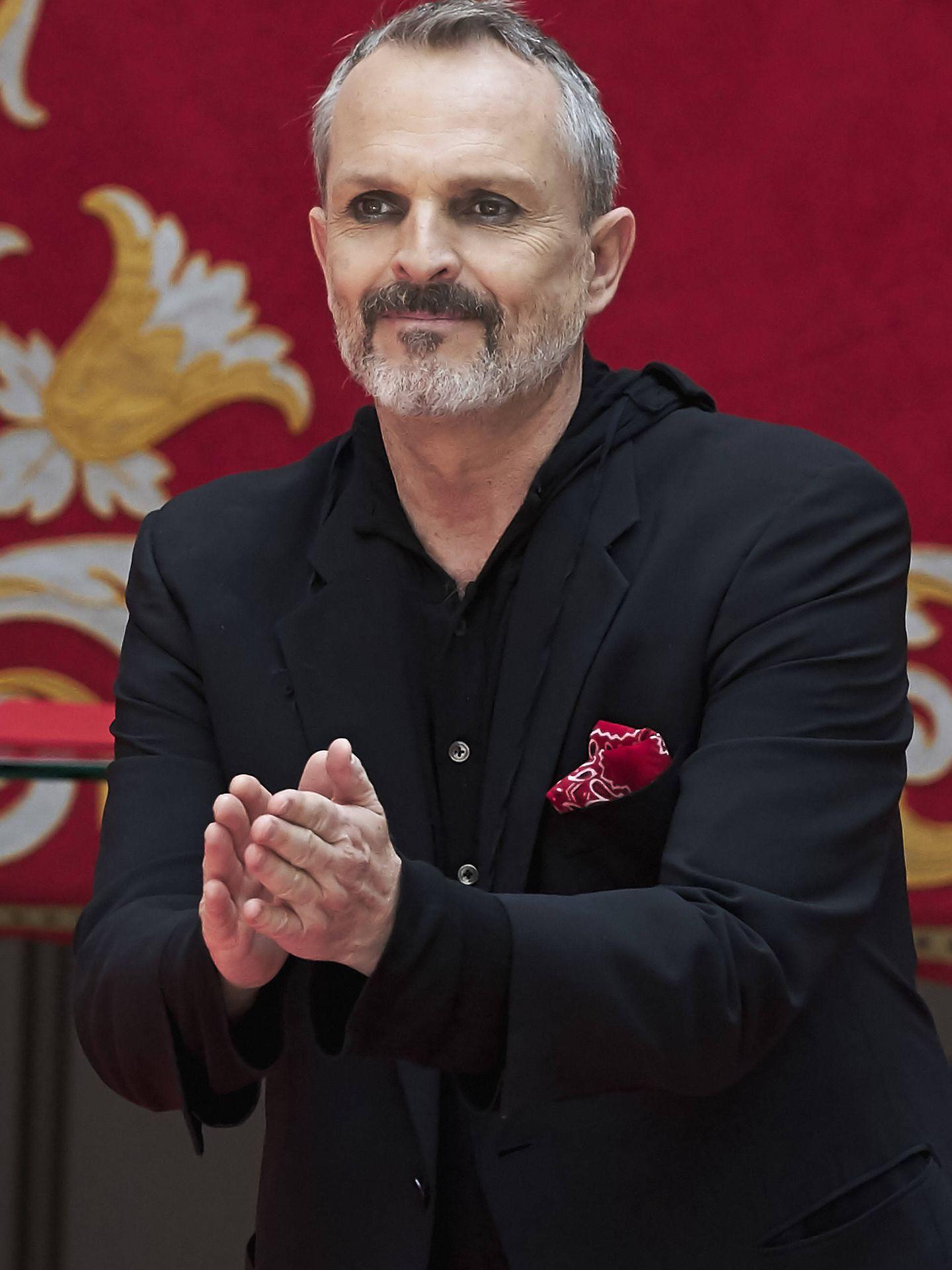 Miguel Bosé. (Getty)
