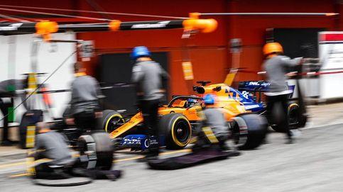 El día en que Carlos Sainz trabajó como relojero de McLaren, y sin sudar una gota
