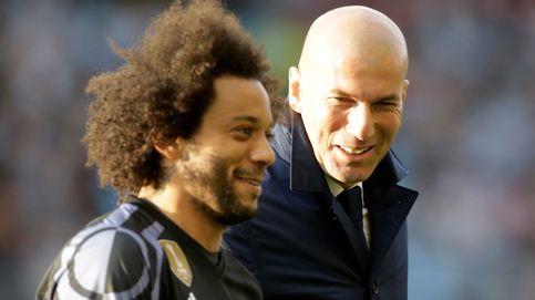 Por qué Marcelo agudiza más que otros la 'zona valle' física que atraviesa el Madrid