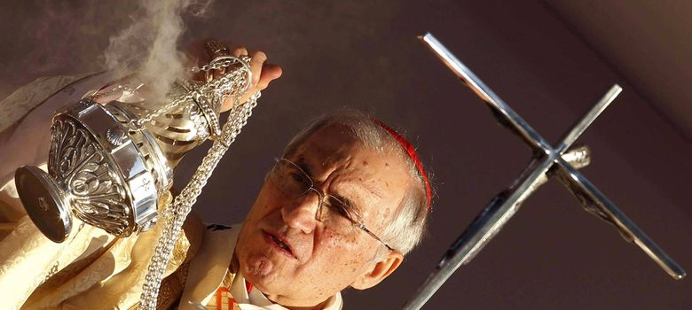 Foto: El cardenal y arzobispo de Madrid, Antonio María Rouco Varela. (EFE)