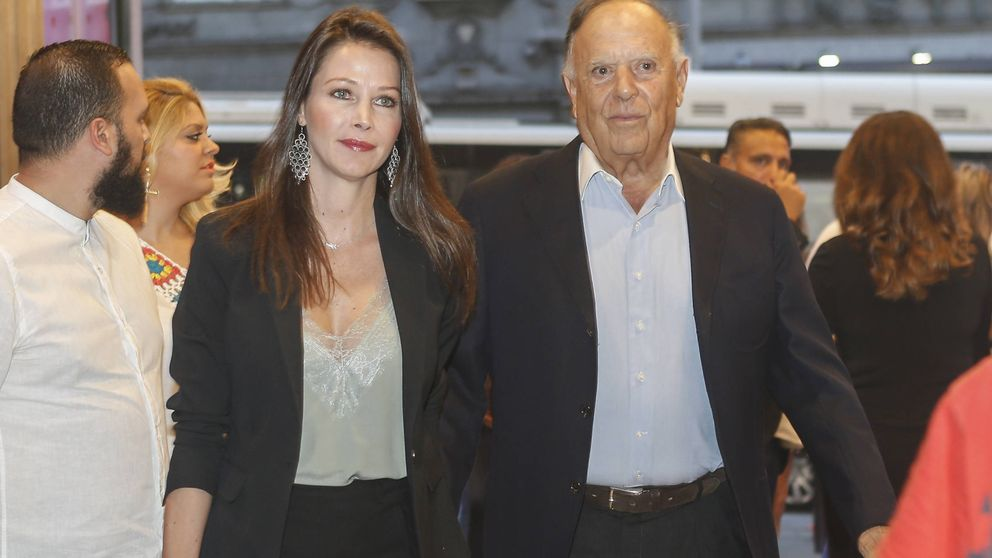 Carlos Falcó, Genoveva Casanova y Lomana apoyan a Pitingo en su concierto de Madrid