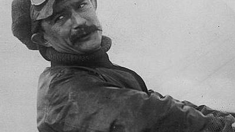 Jules Vedrines, el pionero francés de la aviación que Madrid convirtió en héroe
