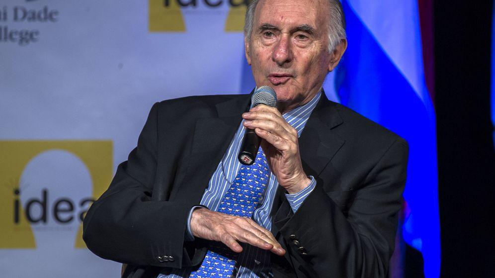 Foto: El expresidente de Argentina, Fernando de la Rúa. (EFE)