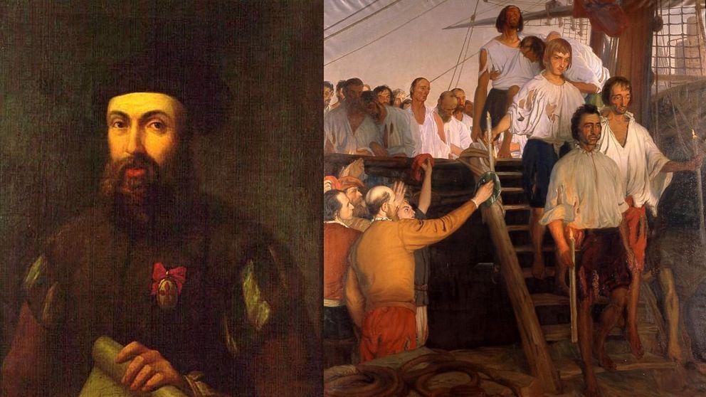 La odisea de Gómez de Espinosa, el marino que se separó de Magallanes