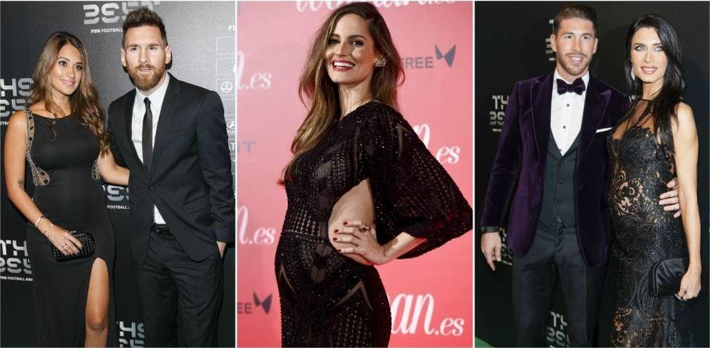 Foto: Ellas son algunas de las embarazadas más sensuales del panorama nacional. (Gtres)