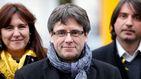 Puigdemont jura la Constitución por imperativo legal para ser diputado