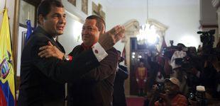 Post de Correa, el hombre que no pudo (o no quiso) ser Hugo Chávez