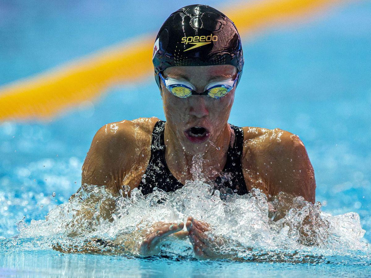 Foto: La nadadora Jessica Vall fue una de las que criticaron la situación de los nadadores. (EFE)
