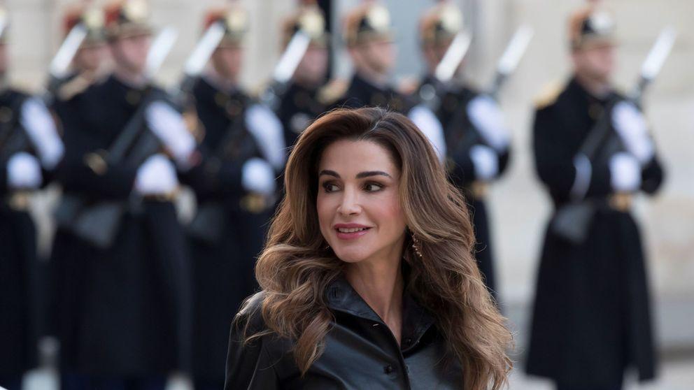 Rania de Jordania en Nueva York: del glitter al chándal en 24 horas (e igual de alabada)