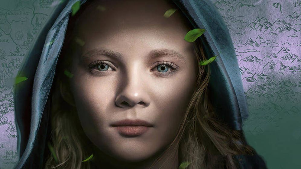 Foto: Imagen promocional de Ciri (Freya Allan), en 'The Witcher'. (Netflix)