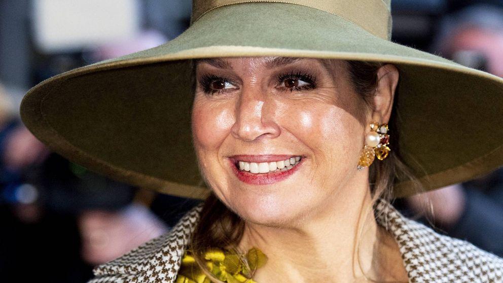 Errores y aciertos del último look de la reina Máxima de Holanda