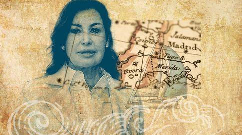 Descubrimos dónde se esconde Carmen Martínez-Bordiú en su estío más discreto