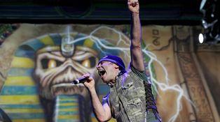 Bruce Dickinson (Iron Maiden), de 'gira' por un hospital en un show muy especial