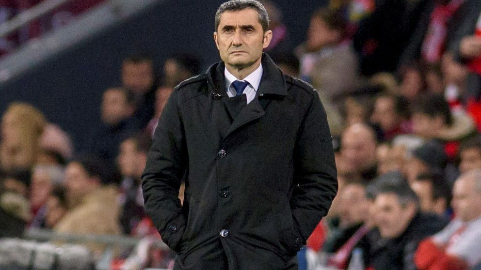 Ernesto Valverde renueva un año con el Barcelona con opción a otro más