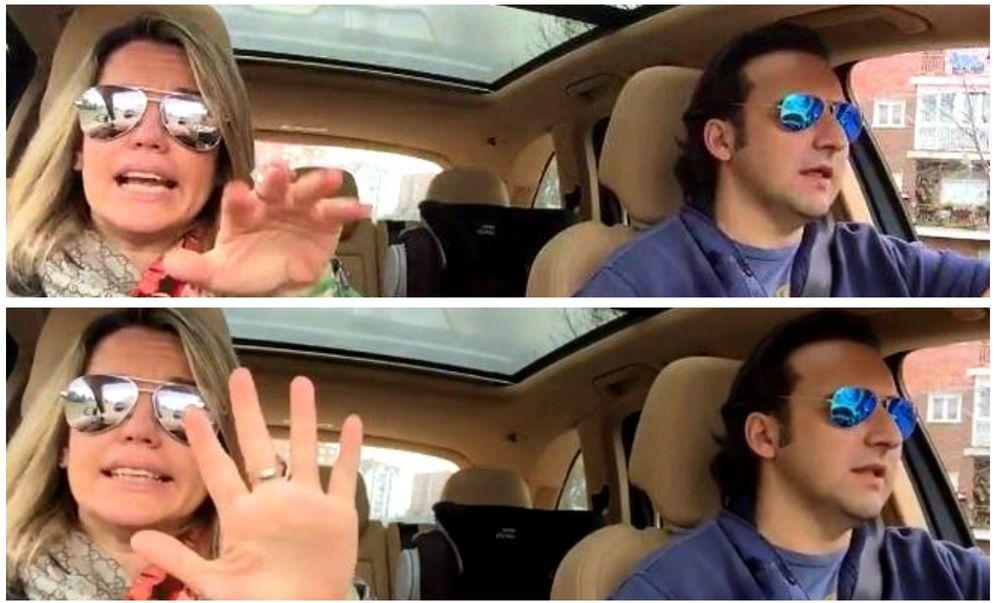 El vídeo viral de Iker Jiménez y Carmen Porter (Cuarto ...