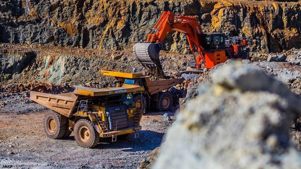 Foto: Mina de Riotinto en Huelva. (Atalaya Mining)