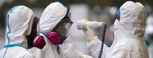 Foto: España sufrió su mayor nivel de radiactividad entre el 28 y 30 de marzo de 2011