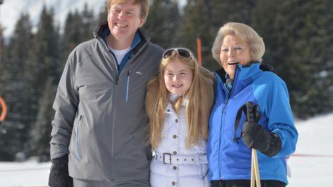 La princesa Amalia de Holanda cambiará de colegio