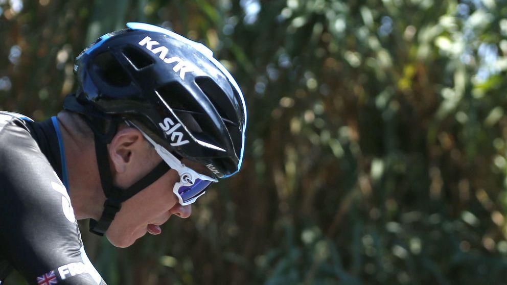 Froome abandona la Vuelta tras acabar la etapa más dura... con un pie roto