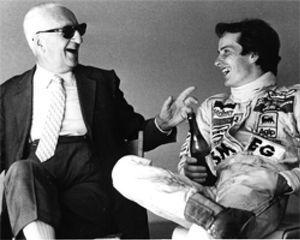 Foto: Gilles Villeneuve, 'El Príncipe de la Destrucción', el hijo piloto que Ferrari nunca tuvo