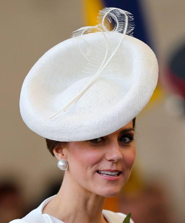 Foto: Kate Middleton en una imagen de archivo. (Gtres)