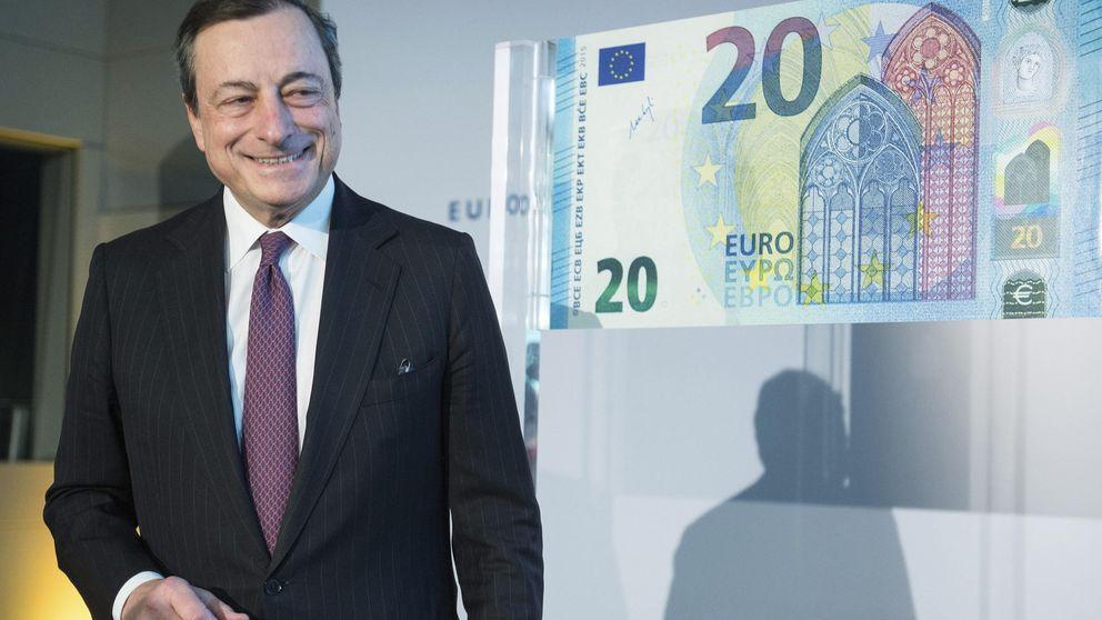 La lluvia de euros de Draghi desata una fiebre compradora en la deuda