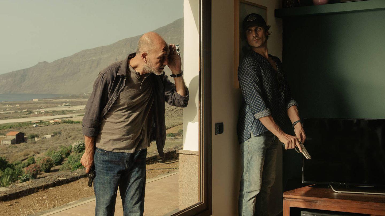 Fotograma del capítulo 6 de la segunda temporada de 'Hierro'. (Movistar )