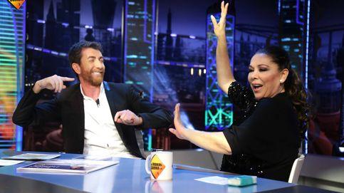 Isabel Pantoja baila reguetón en 'El hormiguero' con 'Debo hacerlo' de Kiko Rivera